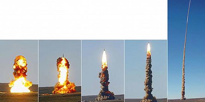 俄最新反弹道导弹接近服役 或与中国进行技术交流