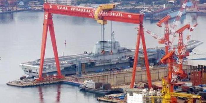 饺子太多锅都装不下:大连船厂同时在建整支航母编队