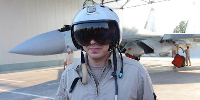 俄军展示驻叙利亚基地新机库 将迎接苏57到来(图)