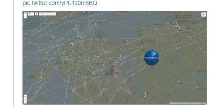 美军全球鹰无人机在俄边境侦察11小时 无视俄方抗议