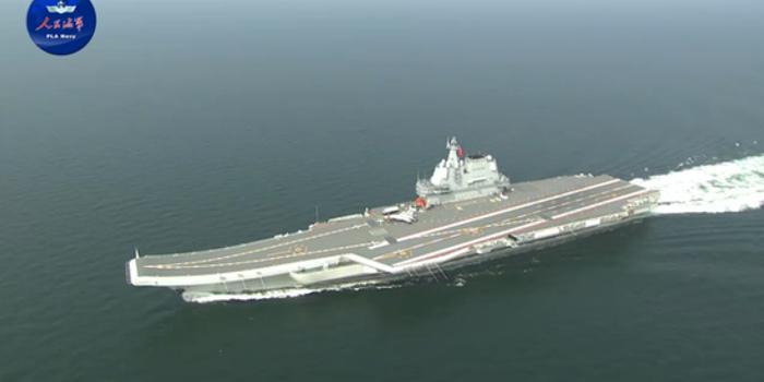 中国第三艘航母近况披露 总建造师竟是80后