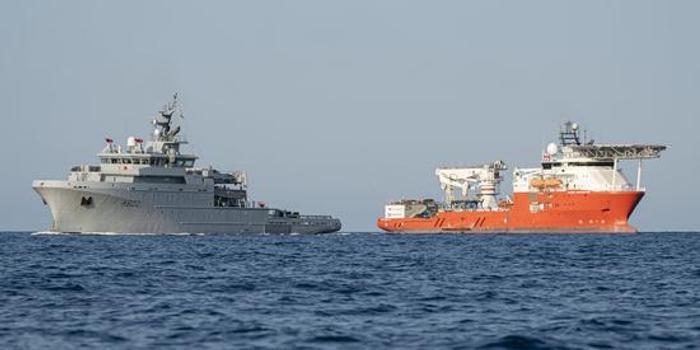 穿越50年的搜索 法国军方找到当年沉没的潜艇残骸