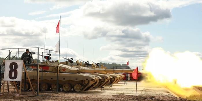 坦克兩項大賽抽簽結果:中國隊將批黃色涂裝首輪出場