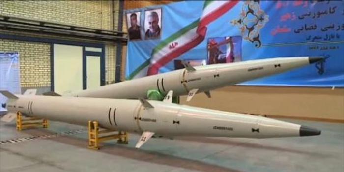 伊朗试射新型弹道导弹 重量更轻射程猛增70%(图)
