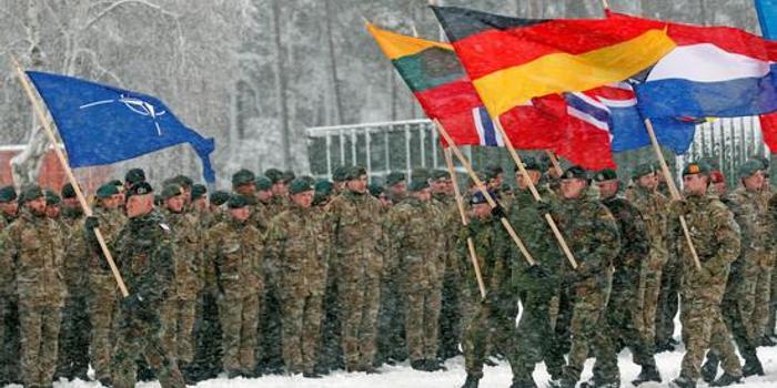 俄外长:北约担心俄罗斯 但俄军力还不及北约的一半