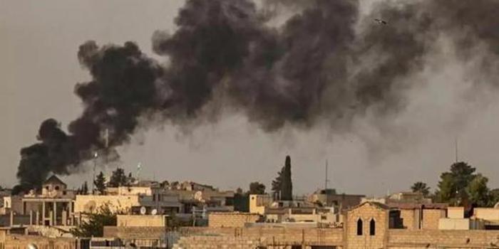 驻叙美军遭土耳其军队炮击 更大的事或将发生