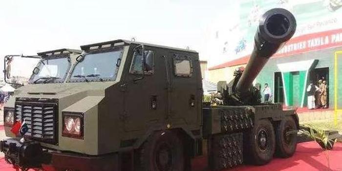 巴鐵原定采購的坦克大單 為何換成了236門中國火炮