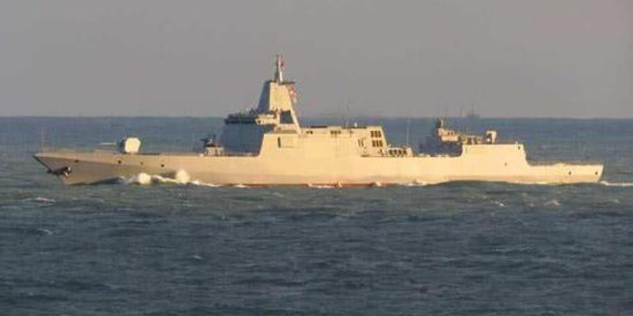 中国新战舰下水数量为何是日本7倍 日本有个致命顽疾