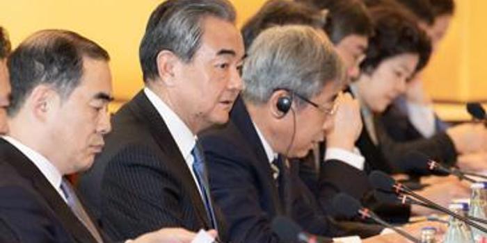 王毅:中国民众对日认知更包容多元 望客观认识中国