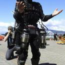英軍欲裝備現實版鋼鐵俠戰衣 可百米高空飛行10分鐘