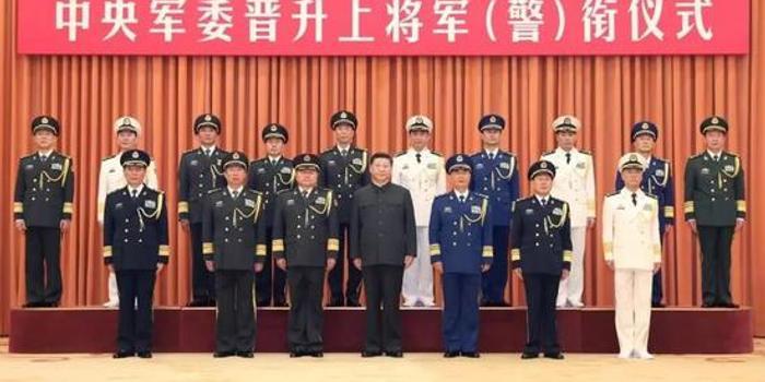 裝備發展部部長李尚福晉升上將 曾指揮嫦娥二號發射