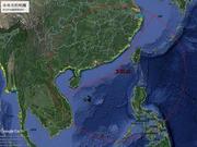 美B52抵近距广东250公里 台媒:可攻击大陆所有目标