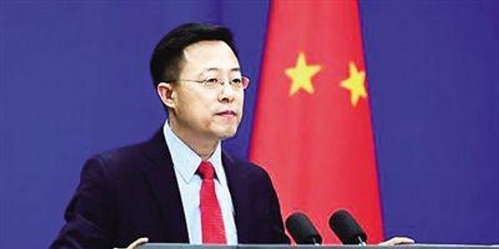 美官员妄称中国窃取美成果提高军事实力 中方回应