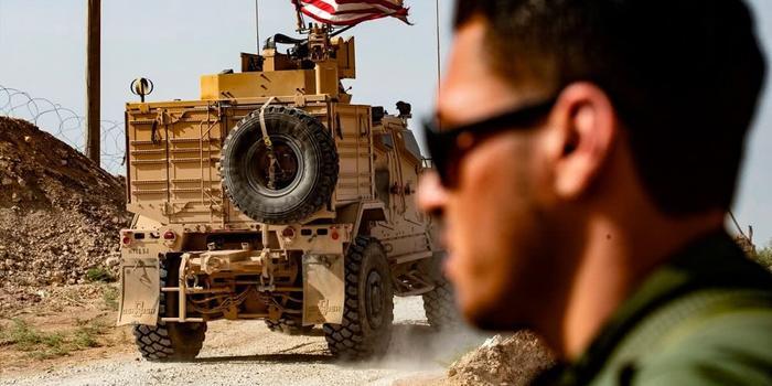 央視:美國從敘利亞撤軍 被逼的?