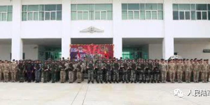 中泰举行联合军演 泰军赞中国特种部队:感觉非常棒