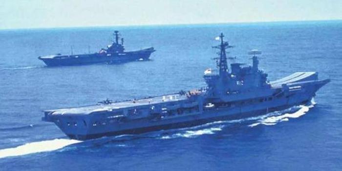 印度曾裝備過2艘英國航母 如今或向英國求助造核航母