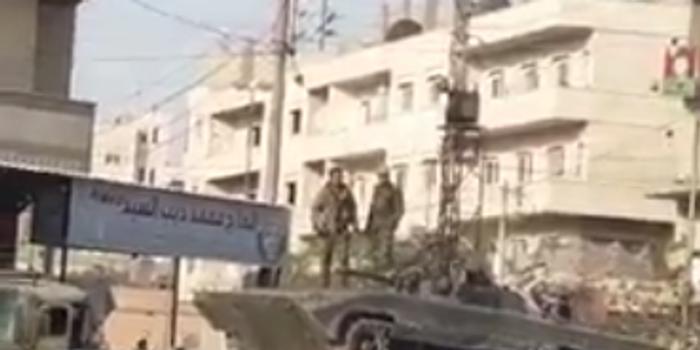 美軍撤出敘利亞有多匆忙:連飯都沒吃完就跑了