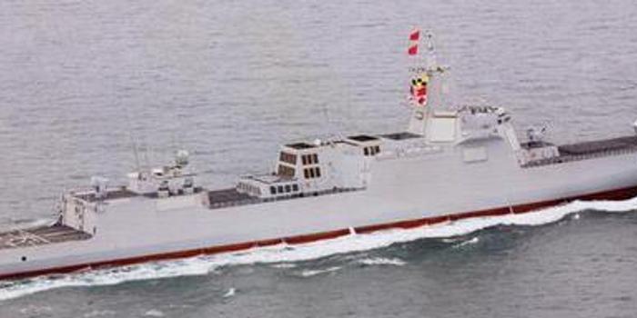 全球仅2款万吨大驱055是其一 韩世宗大王级根本不算