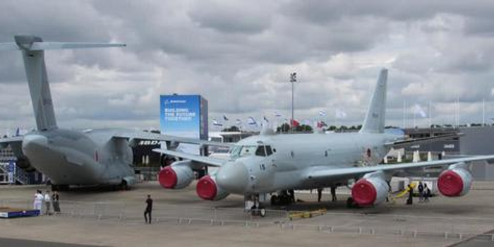 日本C2運輸機赴巴黎航展公開展示 兩因素限制其銷量