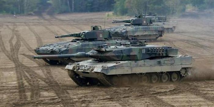 德国打造全球最强步战车失误 一半德军士兵坐不进去