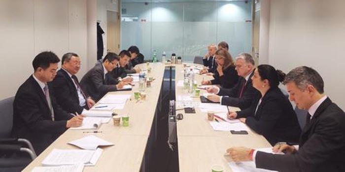 中国与欧盟举行新一轮军控磋商 谈及核裁军等问题