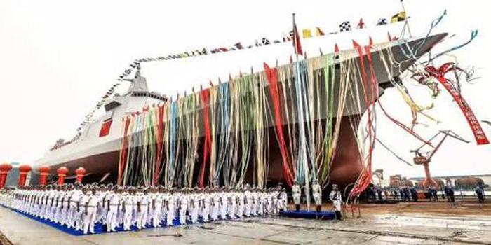 困扰印网民谜题:为啥咱造航母效率不能像中国那么高