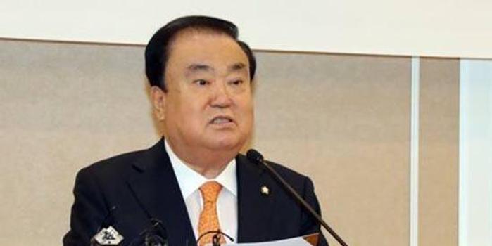 安徽快3_韩国国会议长再次要求日本天皇向慰安妇受害者道歉