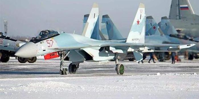 上海快三走势图_俄开始向国际市场推销苏57战机 却被苏35抢占了市场