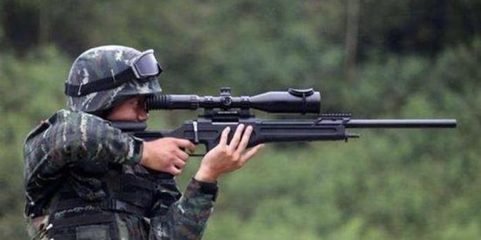 中国为何造不出好的狙击枪?两个领域落后欧美太多