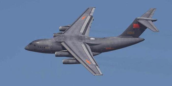 空軍開放日:運20運輸機進行飛行展示(圖)