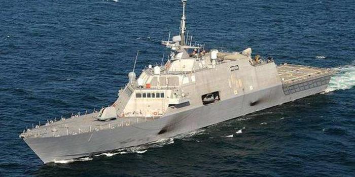 官媒评美国军舰闯南海:就像在街头耍把式卖艺的