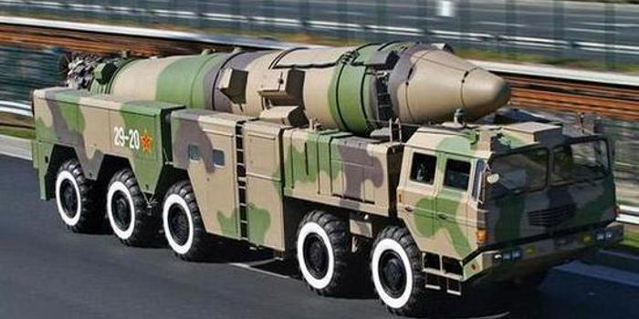 美官员:中国弹道导弹试射超其他国家总和 中方回应