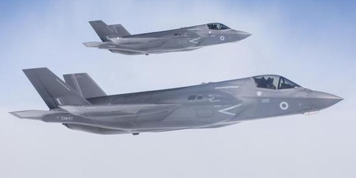 英媒曝F35绝密零件竟中国造 英国军方:大惊小怪