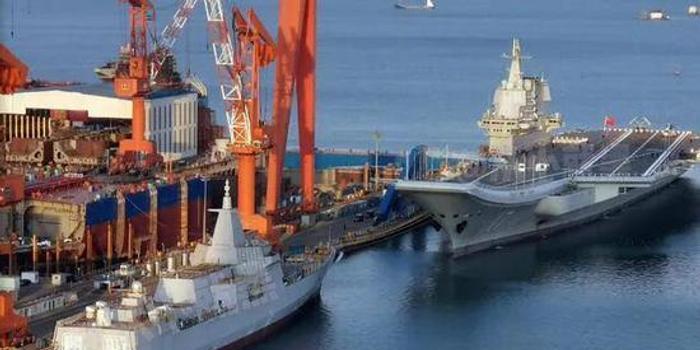 大连船厂3号深坞为何不产航母产油轮?为给该舰让路