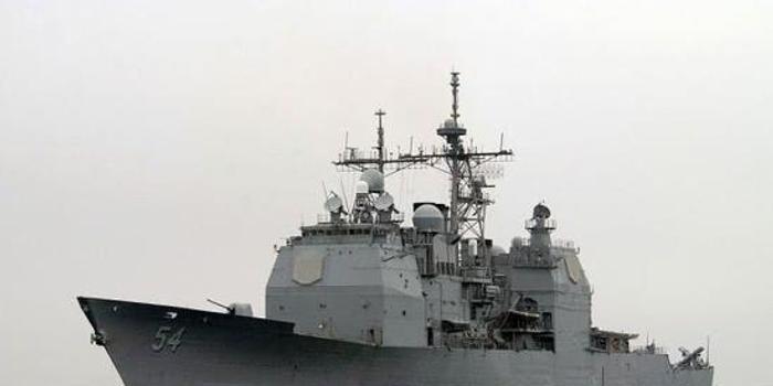 美军舰今日再次通过台湾海峡 台军:全程掌握动态