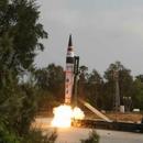 印進行第五次烈火5洲際導彈試射 印稱達到設計目標