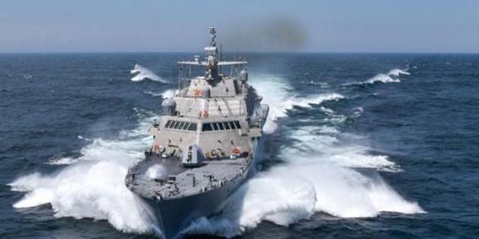 美军舰闯南海美济礁时机微妙 当天美防长正访问越南