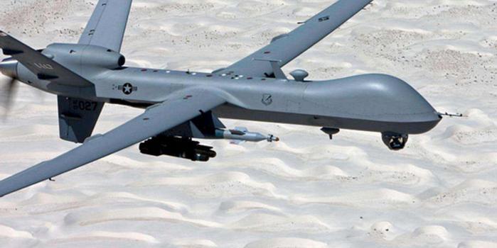 美军一架无人机在利比亚首都的黎波里失踪