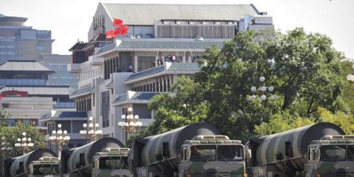快乐十分开奖_美媒:中国拒绝参与三边核谈判 核武规模小一个量级