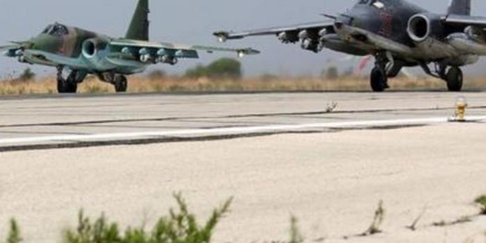 俄罗斯着手重建叙利亚空军基地 完工后可容纳更多飞机