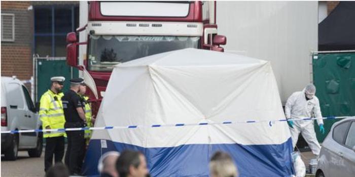 英国死亡货车案司机承认协助偷渡 又一涉案人被捕
