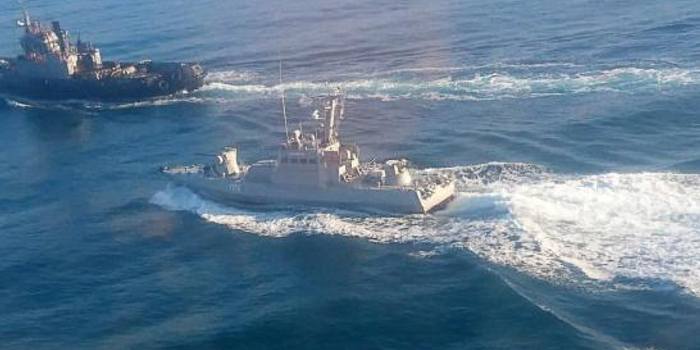 乌克兰接收被扣舰船后抱怨:俄连船上的马桶都拆了