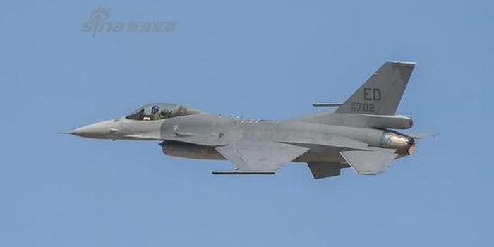 国防部回应美售台F16: