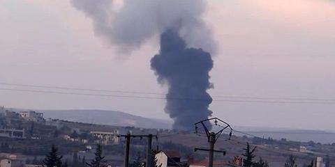 俄军苏24被土耳其F16击落_新浪专题