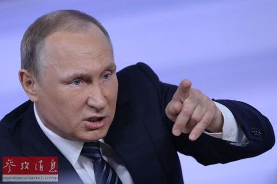 普京对米屈肼丑闻公开表态 指责俄官员办事不利