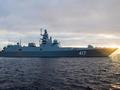 俄舰队在黑海里海演练进入战备