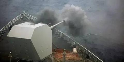 052D长沙舰演兵南海:用实力还击美国军舰挑衅