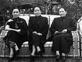 揭秘:蒋介石夫人宋美龄的另一身份或是美国间谍
