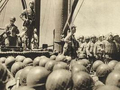 二战日本空降部队很差劲?期初训练竟然在游乐设施