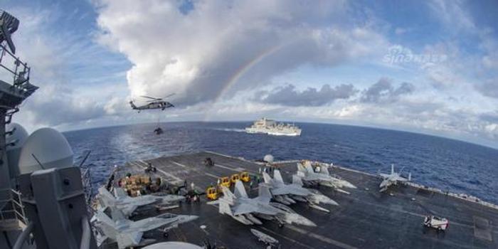 中方:不愿看到海湾地区战争 正在努力发挥作用